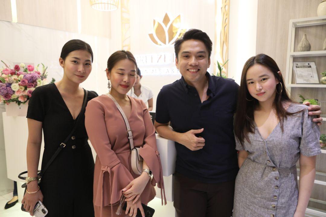 Breeze Oriental Spa & Massage Media Launch (102)
