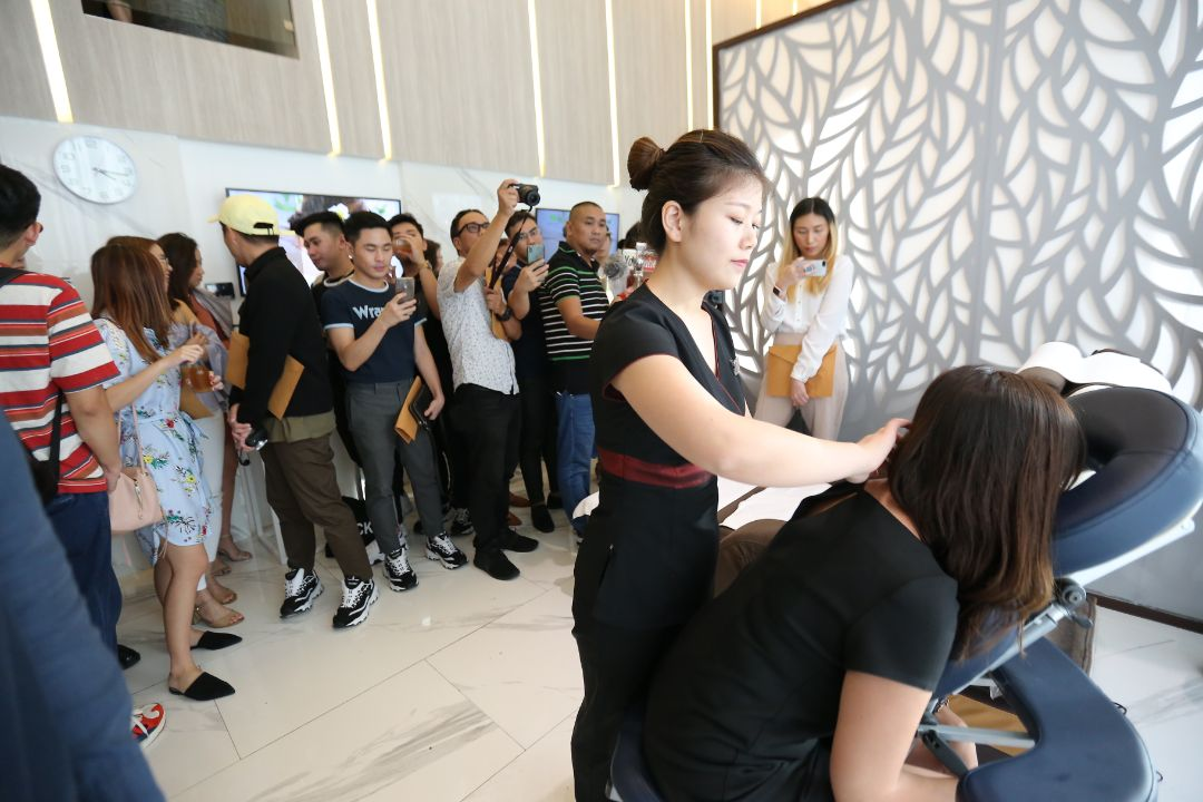Breeze Oriental Spa & Massage Media Launch (114)