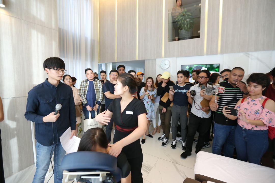Breeze Oriental Spa & Massage Media Launch (115)