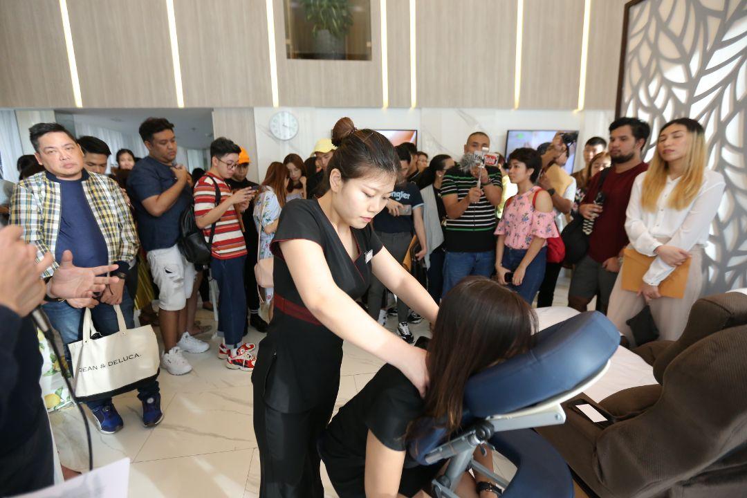 Breeze Oriental Spa & Massage Media Launch (117)