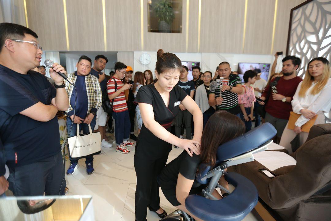 Breeze Oriental Spa & Massage Media Launch (119)