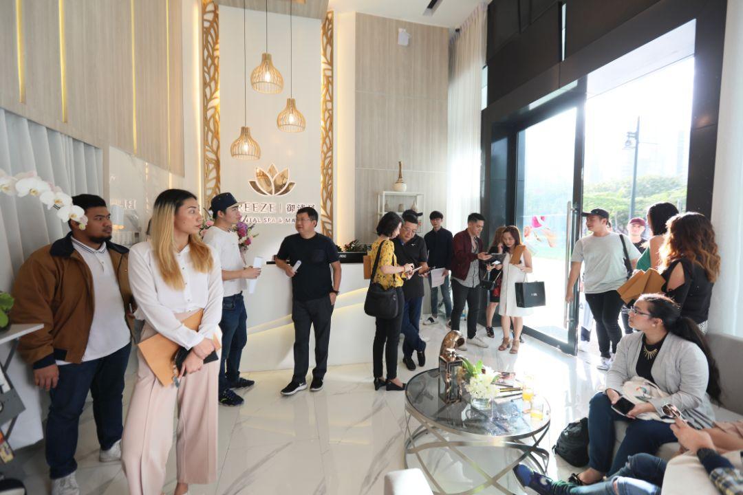 Breeze Oriental Spa & Massage Media Launch (12)