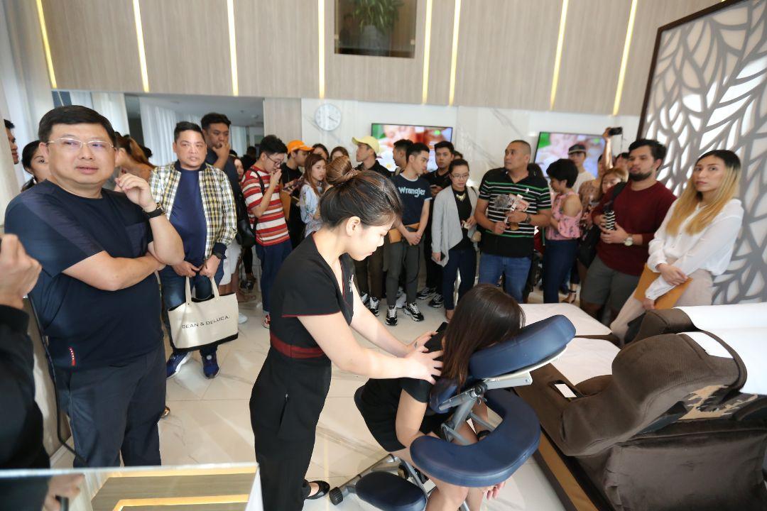 Breeze Oriental Spa & Massage Media Launch (120)