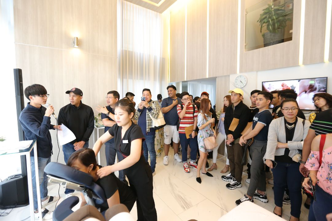Breeze Oriental Spa & Massage Media Launch (121)