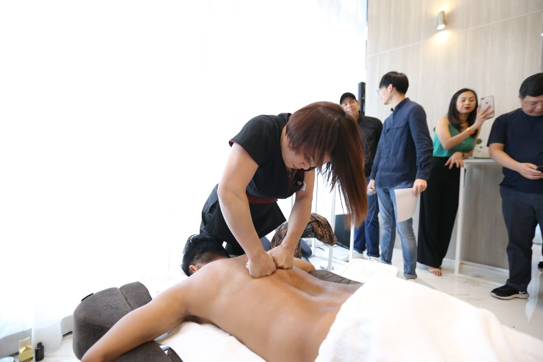 Breeze Oriental Spa & Massage Media Launch (123)