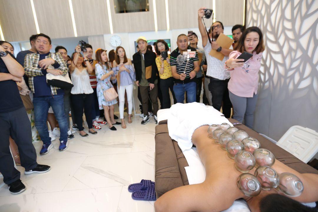 Breeze Oriental Spa & Massage Media Launch (125)