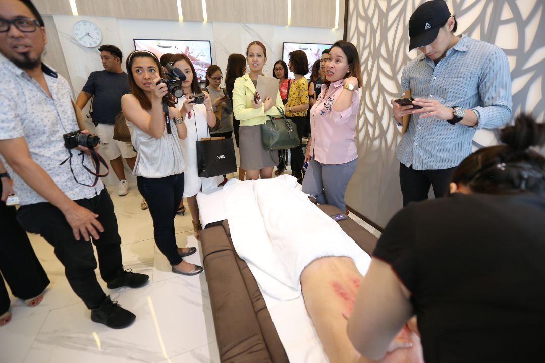 Breeze Oriental Spa & Massage Media Launch (130)