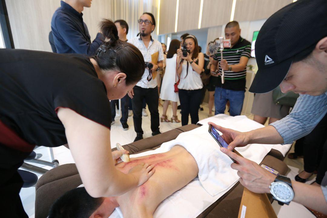 Breeze Oriental Spa & Massage Media Launch (131)