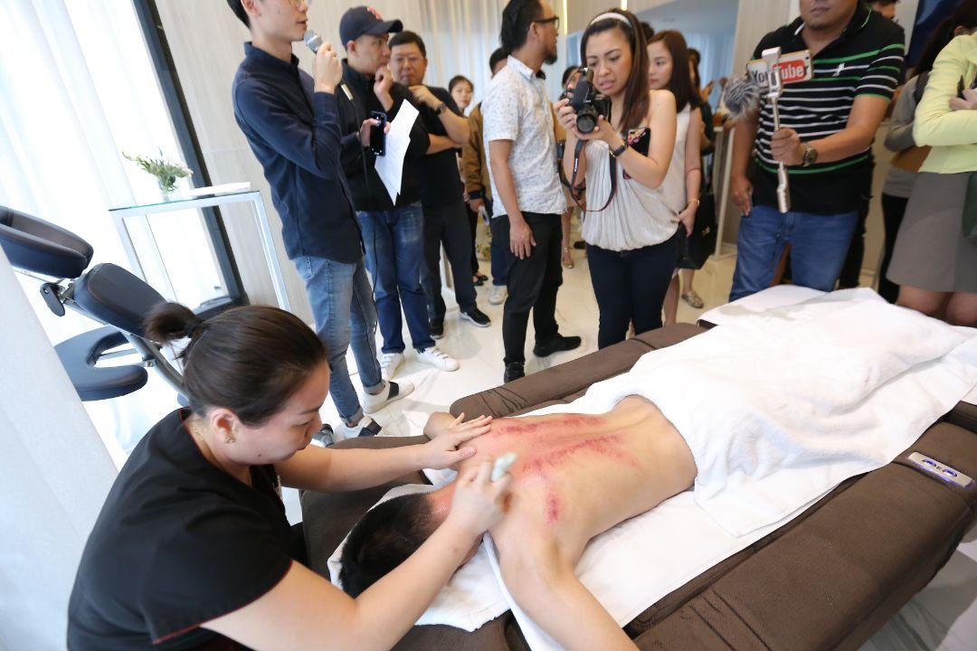 Breeze Oriental Spa & Massage Media Launch (132)