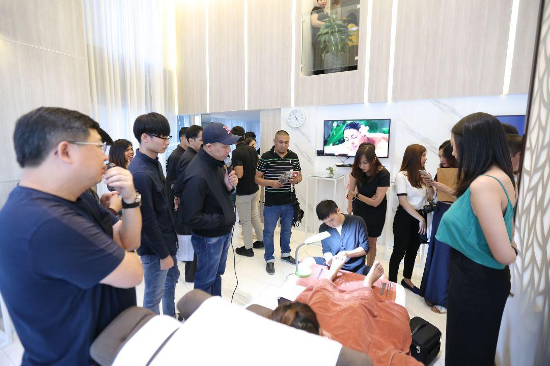 Breeze Oriental Spa & Massage Media Launch (136)
