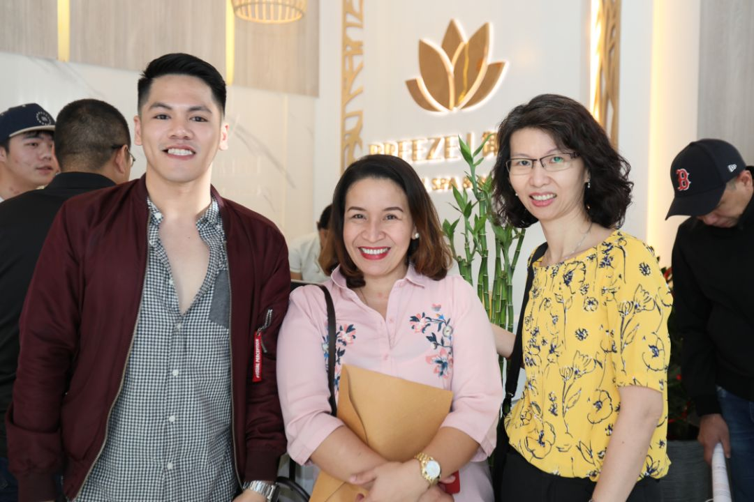 Breeze Oriental Spa & Massage Media Launch (7)