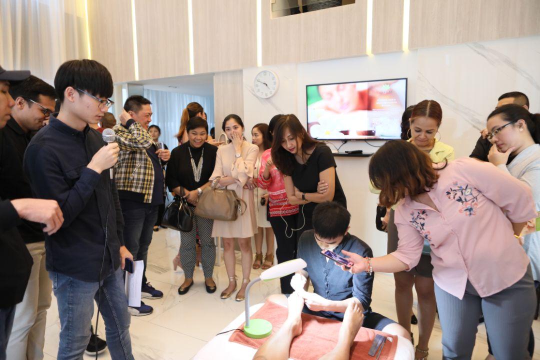 Breeze Oriental Spa & Massage Media Launch (79)
