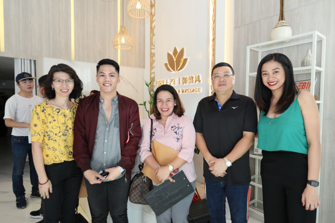 Breeze Oriental Spa & Massage Media Launch (8)