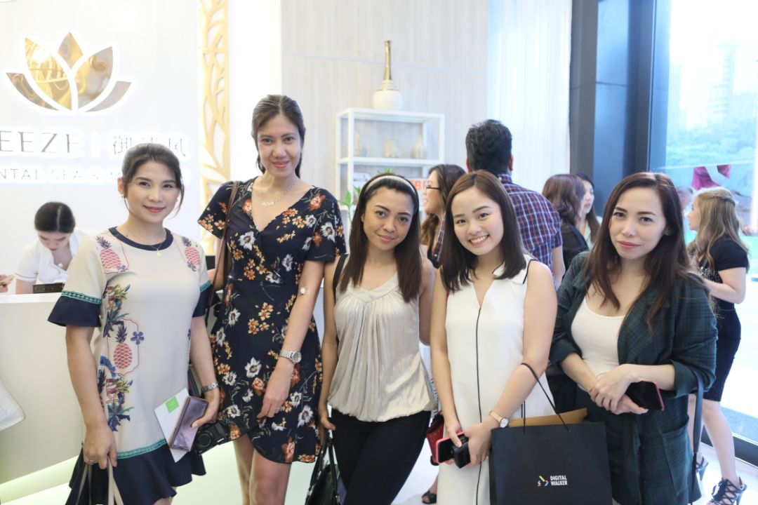 Breeze Oriental Spa & Massage Media Launch (84)