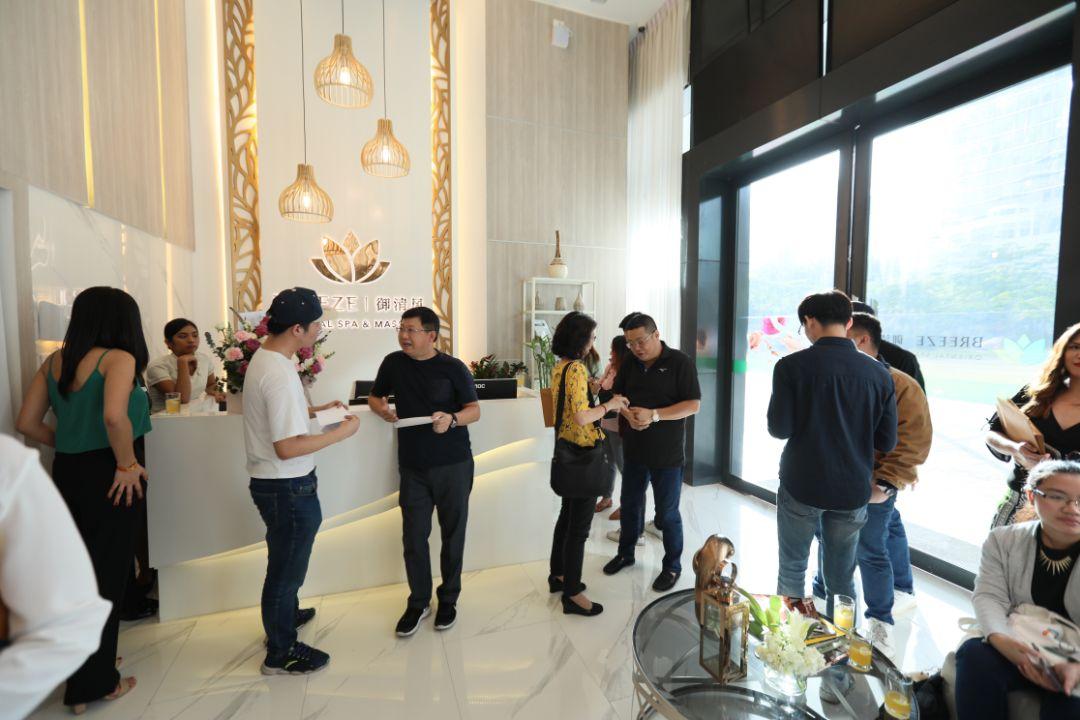Breeze Oriental Spa & Massage Media Launch (9)