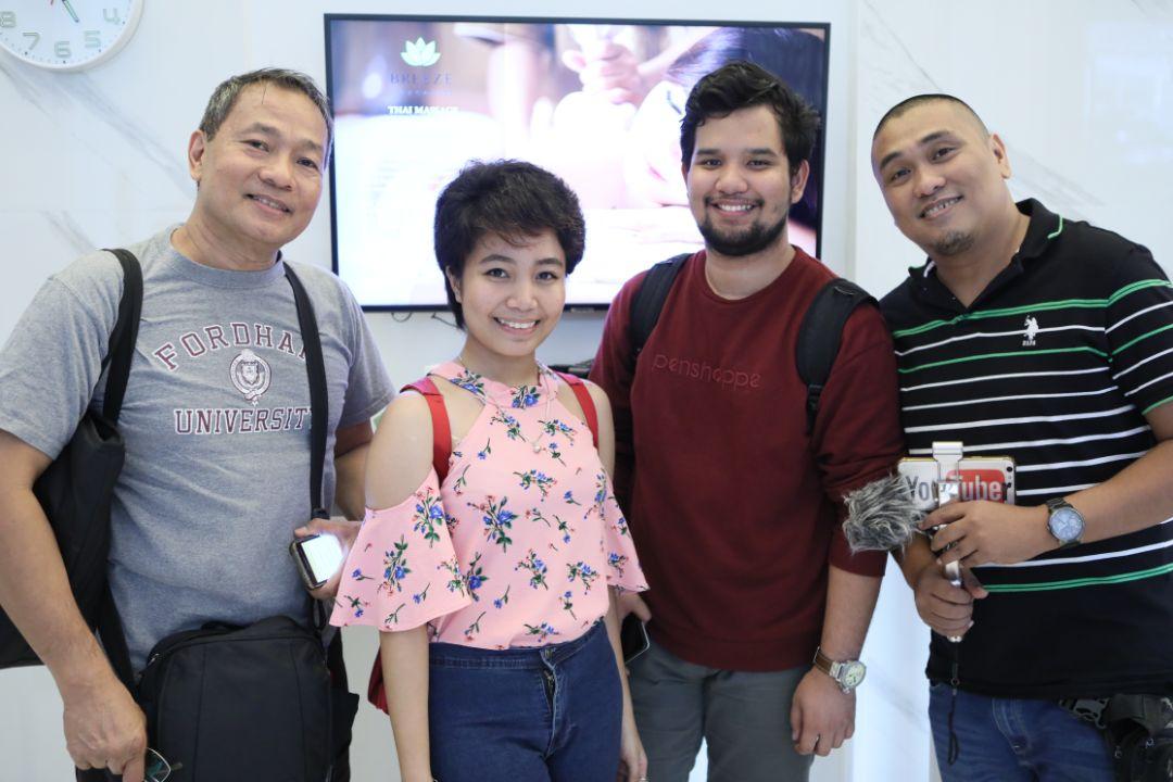 Breeze Oriental Spa & Massage Media Launch (93)