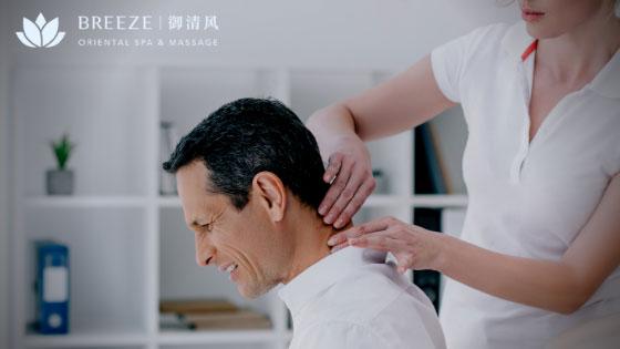 neck-and-shoulder-foot-massage
