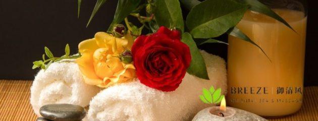 aromatherapy massage bgc