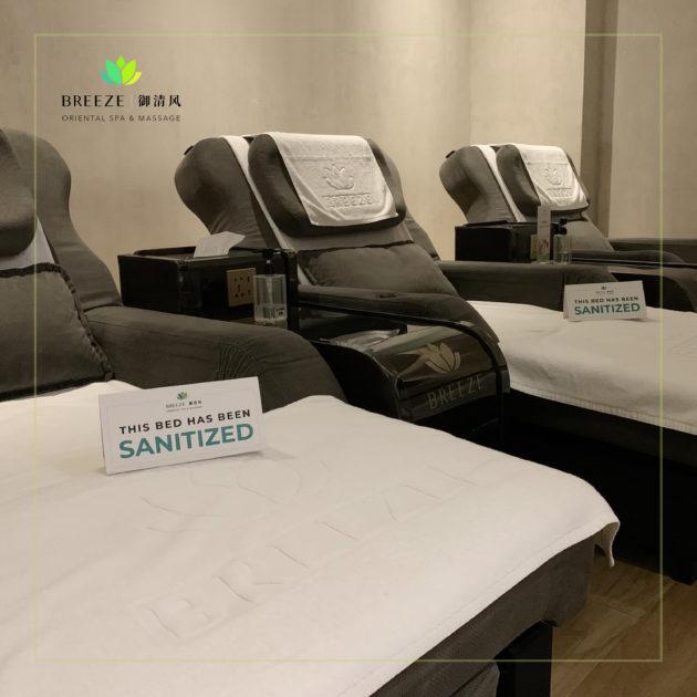 Bed Sanitation